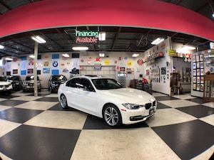 2015 BMW 3 Series 320I X DRIVE SPORT + NAVI PKG AUT0 SUNROOF 90K
