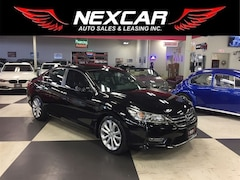 2015 Honda Accord TOURING AUT0 NAVI LEATHER SUNROOF CAMERA 106K Sedan