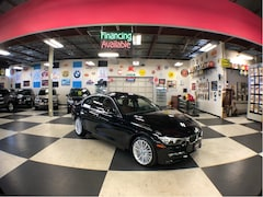 2015 BMW 3 Series 320I X DRIVE LUXURY PKG AUT0 LEATHER SUNROOF 90K Sedan