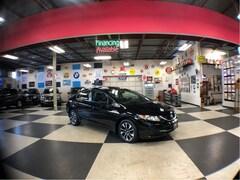 2015 Honda Civic EX AUT0 A/C SUNROOF BACKUP CAMERA BLUETOOTH 68K Sedan