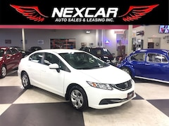 2015 Honda Civic LX AUT0 A/C BACKUP CAMERA H/SEATS BLUETOOTH 63K Sedan