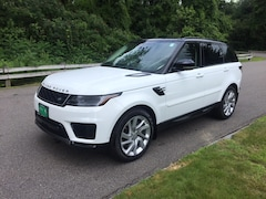 New 2018 Land Rover Range Rover Sport Supercharged SUV SALWR2RE9JA806708 for sale in Scarborough, ME