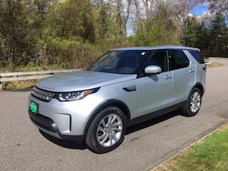 New 2019 Land Rover Discovery HSE SUV LB9162 in Bedford, NH