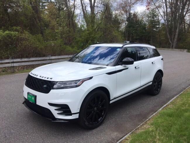 New 2019 Land Rover Range Rover Velar R-Dynamic SE SUV in Bedford, NH