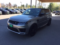 New 2018 Land Rover Range Rover Sport HSE Dynamic SUV SALWV2SVXJA192399 for sale in Scarborough, ME
