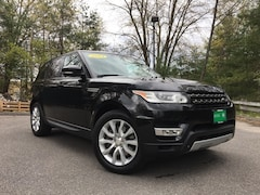 Pre-Owned 2014 Land Rover Range Rover SPO HSE SUV near Bedford, NH