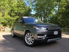Pre-Owned 2016 Land Rover Range Rover SPO V6 HSE near Bedford, NH
