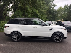 New 2018 Land Rover Range Rover Sport HSE Td6 SUV SALWR2RK5JA191340 for sale in Scarborough, ME