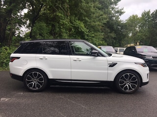 New 2018 Land Rover Range Rover Sport HSE Td6 SUV LB8141 in Bedford, NH