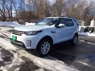 New 2018 Land Rover Discovery SE SUV LB8060 in Bedford, NH