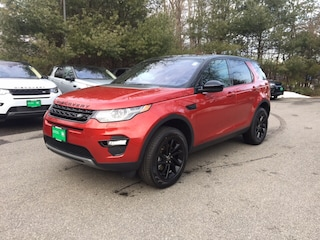 New 2018 Land Rover Discovery Sport SE SUV LB8042 in Bedford, NH