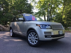 Certified Pre-owned 2016 Land Rover Range Rover HSE SUV near Bedford, NH