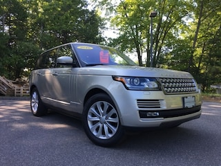 Certified Pre-owned 2016 Land Rover Range Rover HSE SUV SALGS2VF9GA254966 for sale in Scarborough, ME