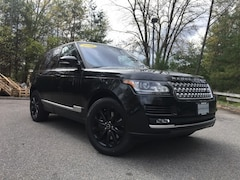 Pre-Owned 2016 Land Rover Range Rover HSE SUV near Bedford, NH