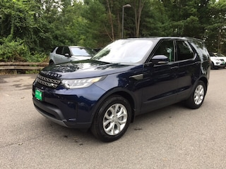 New 2018 Land Rover Discovery SE SUV LB8218 in Bedford, NH