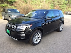 New 2018 Land Rover Discovery Sport HSE SUV SALCR2RX1JH747553 for sale in Scarborough, ME