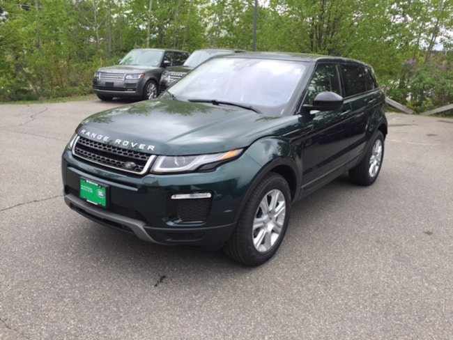 New 2017 Land Rover Range Rover Evoque SE SUV in Bedford, NH