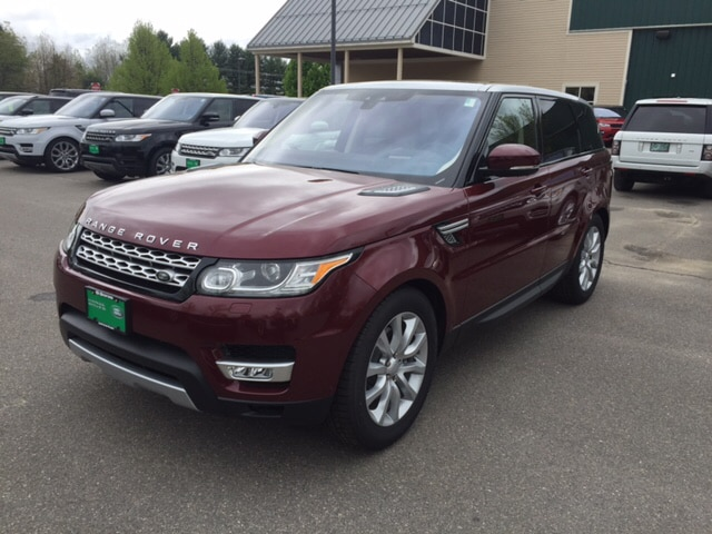 2017 Range Rover Configurations >> Certified Pre Owned 2017 Land Rover Range Rover Sport For Sale In Bedford Nh Near Manchester Nh Derry Merrimack Nashua Vin Salwr2fv2ha673658