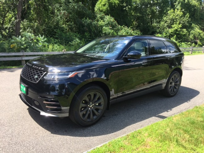 New 2019 Land Rover Range Rover Velar P250 SE R-Dynamic SUV in Bedford, NH
