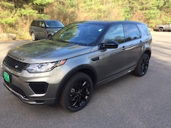 New 2018 Land Rover Discovery Sport HSE Dynamic SUV SALCR2SX6JH752175 for sale in Scarborough, ME