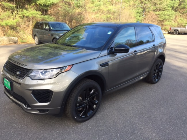 New 2018 Land Rover Discovery Sport HSE 286hp SUV in Bedford, NH
