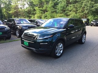New 2017 Land Rover Range Rover Evoque SE Premium SUV in Bedford, NH