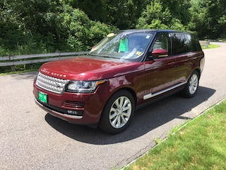 New 2017 Land Rover Range Rover 3.0L V6 Supercharged HSE SUV in Bedford, NH