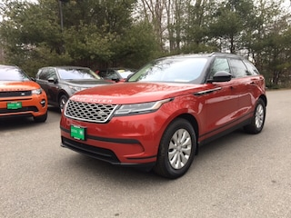 New 2018 Land Rover Range Rover Velar P380 S SUV LB8054 in Bedford, NH