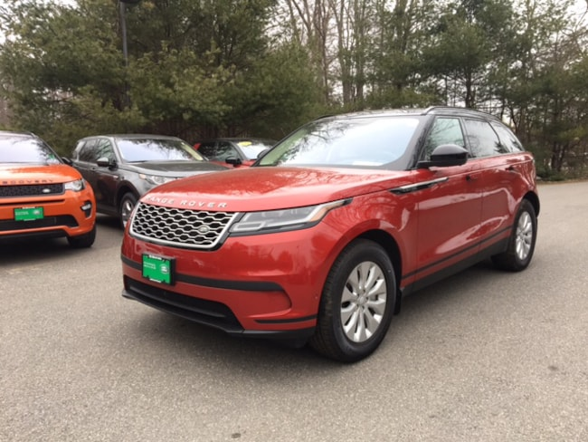 New 2018 Land Rover Range Rover Velar S SUV in Bedford, NH