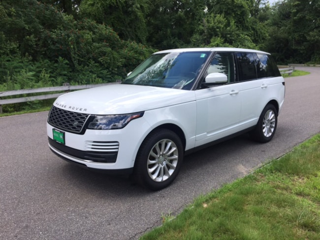 New 2018 Land Rover Range Rover HSE SUV in Bedford, NH