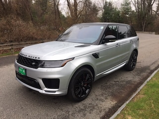 New 2019 Land Rover Range Rover Sport HST SUV in Bedford, NH