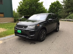 New 2018 Land Rover Discovery Sport HSE Luxury Dynamic SUV SALCT2SX9JH750325 for sale in Scarborough, ME