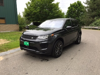 New 2018 Land Rover Discovery Sport HSE LUX 286hp SUV LB8110 in Bedford, NH
