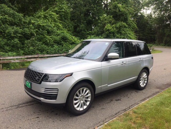 New 2019 Land Rover Range Rover HSE SUV in Bedford, NH