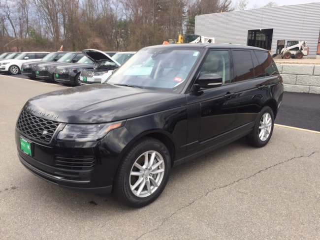 New 2018 Land Rover Range Rover 3.0L V6 Supercharged SUV in Bedford, NH