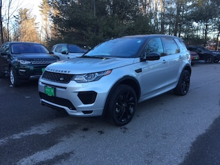 New 2018 Land Rover Discovery Sport HSE 286hp SUV LB8035 in Bedford, NH