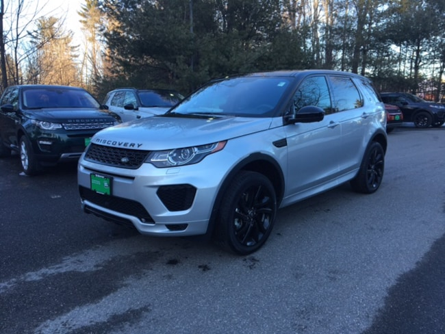 New 2018 Land Rover Discovery Sport HSE Dynamic SUV in Bedford, NH