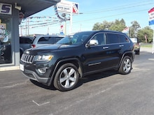 2014 Jeep Grand Cherokee LIMITED 4X4 !! WOW PURCHASE AS LOW $100 DOWN !! SUV