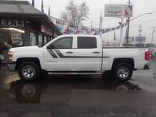 2014 Chevrolet Silverado 1500 CREW CAB 4X4 5.3 L *FINANCING AVAILABLE* Crew Cab