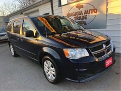 2014 Dodge Grand Caravan SXT STOW/N/GO Minivan