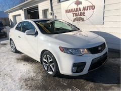 2010 Kia Forte Koup 2.4L SX LEATHER SUNROOF Coupe