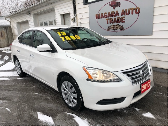 2013 Nissan Sentra PURE DRIVE NO ACCIDENTS Sedan