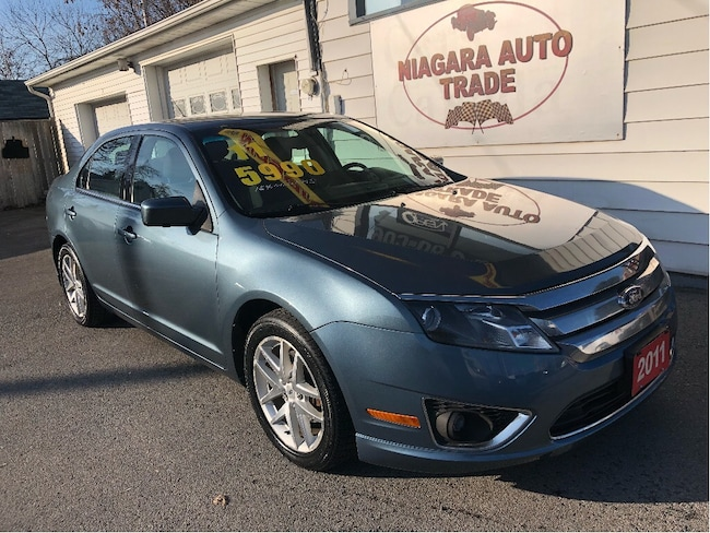 2011 Ford Fusion SEL ONE OWNER Sedan