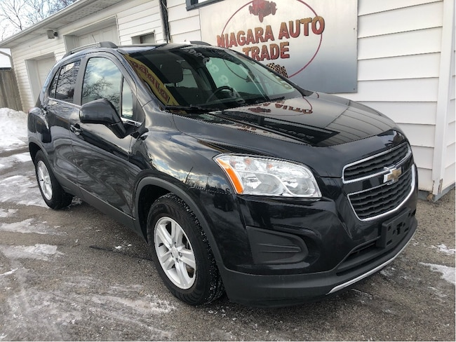 2015 Chevrolet Trax LT NO ACCIDENTS SUV