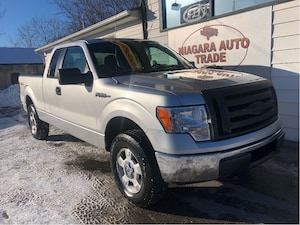 2011 Ford F-150 XLT EXT CAB 4X4 NEW TIRES