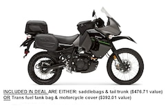 2018 KAWASAKI KLR650 NO MONEY DOWN 4.99% FINANCE OFFER! (oac)