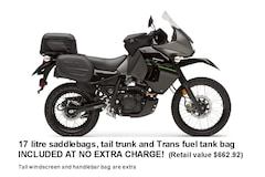 2018 KAWASAKI KLR650 *NO MONEY DOWN, NO PAYMENTS TILL SPRING 2018!