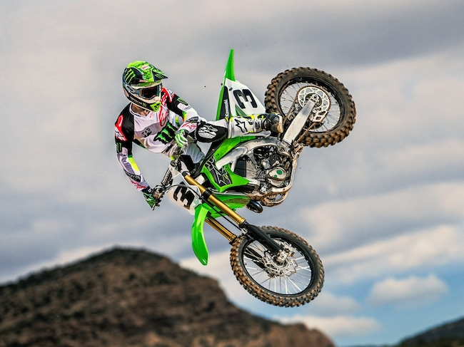2019 KAWASAKI KX450F IN STOCK!