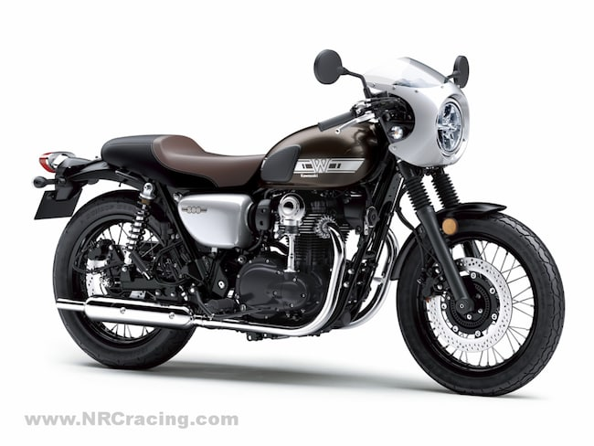 2019 KAWASAKI W800 CAFE RESERVE YOUR'S TODAY!
