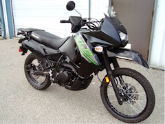 2017 KAWASAKI KLR650 DEMONSTRATOR